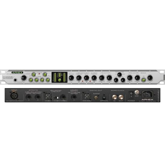 Aphex Channel Preamp & Input Processor