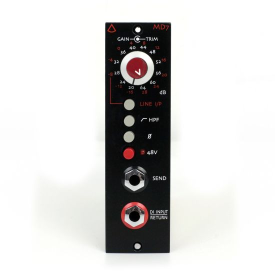 Avedis Audio MD7 500 Series Mic Preamp