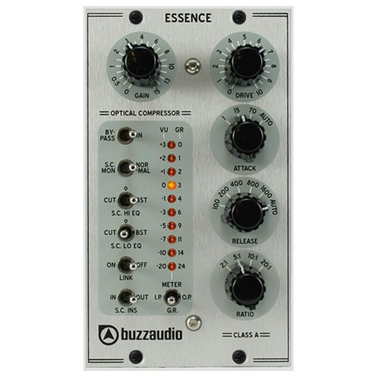 Buzz Audio Essence - Front
