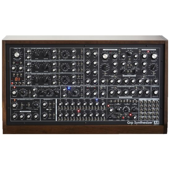GRP Synthesizer A4