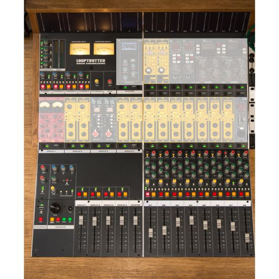 Looptrotter Mixing Console 8-Channel