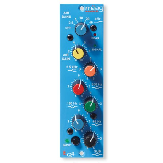 Maag Audio EQ4 - Front