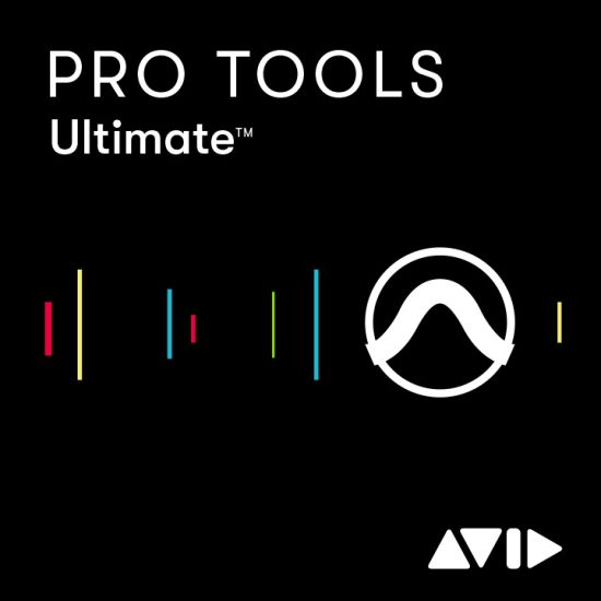 Avid Pro Tools | Ultimate 1-Year Software Updates + Support Plan RENEWAL