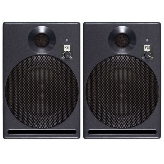 PSI Audio A14-M Broadcast - Black (Pair)