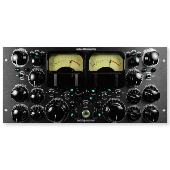 Shadow Hills Mastering Compressor - Front