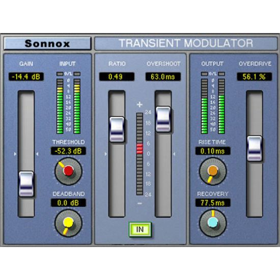 Sonnox Transmod Native