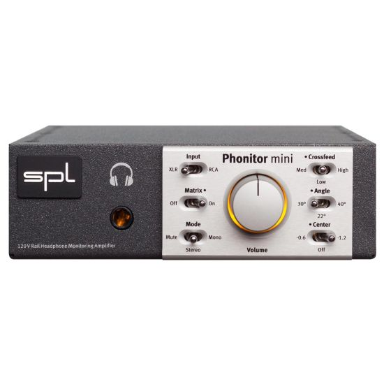 SPL Phonitor Mini Headphone Amplifier