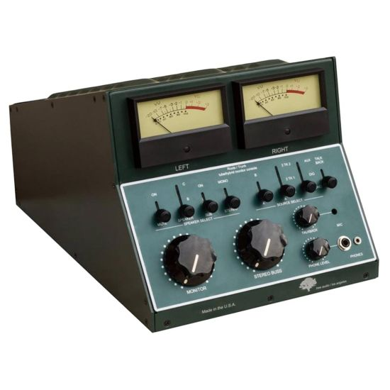 Tree Audio The Trunk Valve Monitor Console