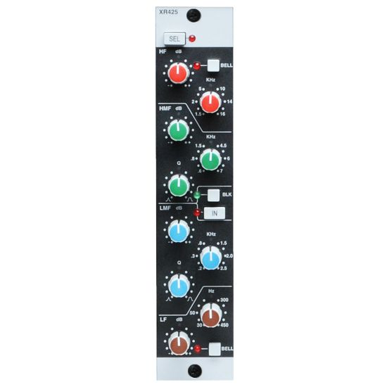 SSL X-Rack XR425 E Series EQ Module