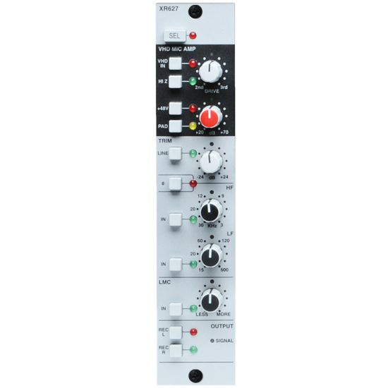 SSL X-Rack XR627 VHD Mic Preamp