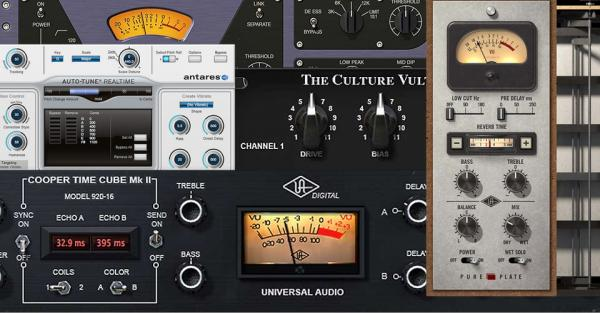 5 UAD Plug-ins for Vocals