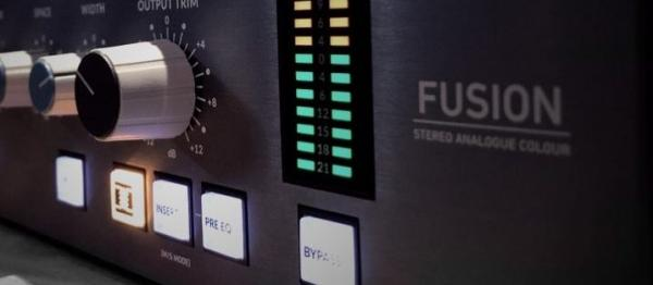 SSL Fusion : The Inside Track