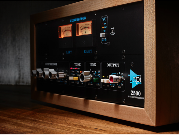 UAD API 2500 Plug-in Review