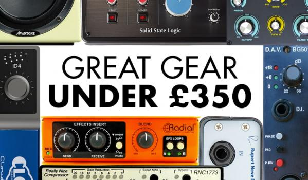 Great gear under £350
