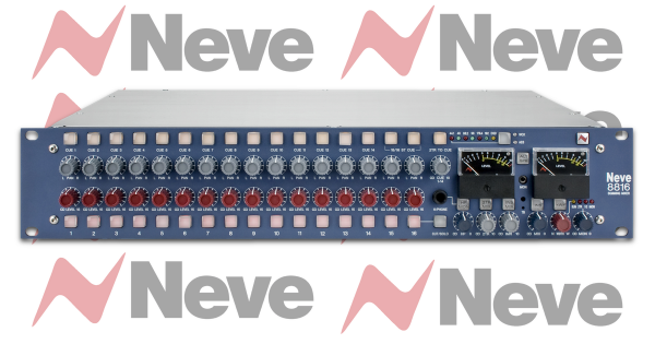 KMR Video | NEVE 8816 Summing Mixer
