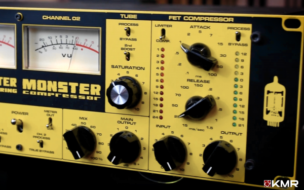 KMR Video | Looptrotter Monster