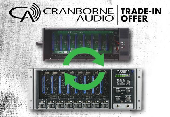 Cranborne Audio 500 Series Trade-in
