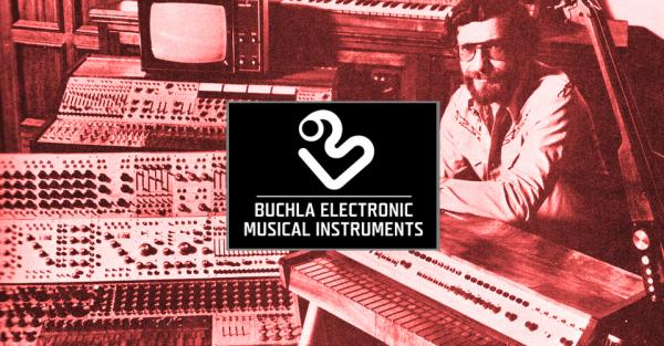 Buchla now available from KMR Audio