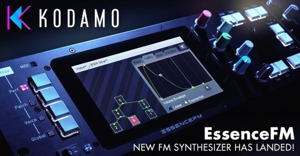 Kodamo EssenceFM Now Available!