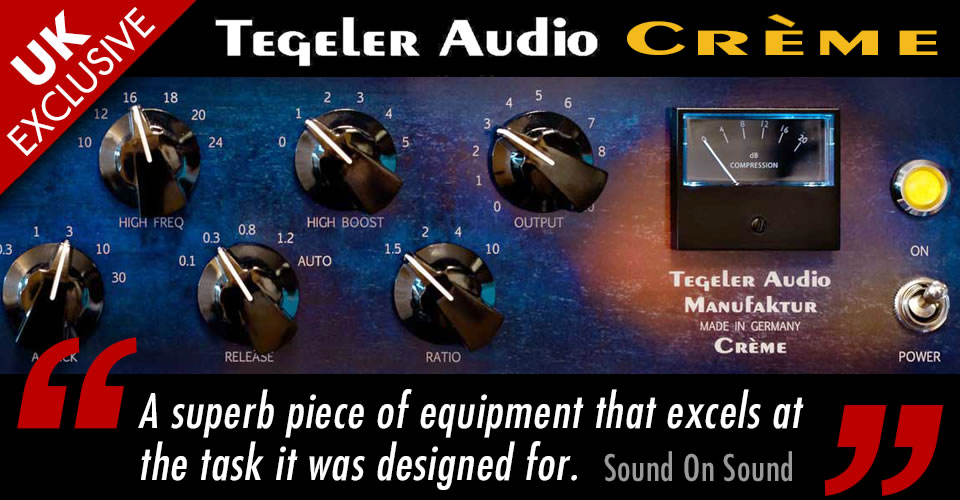 Tegeler Audio