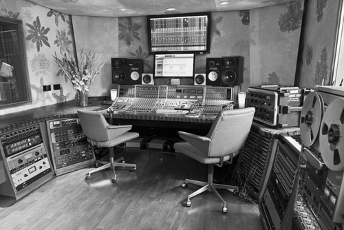 Strong-Room Control Room 2