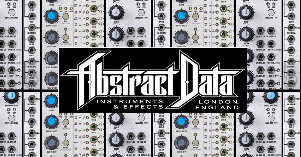 Abstract Data Eurorack Modules | KMR Audio