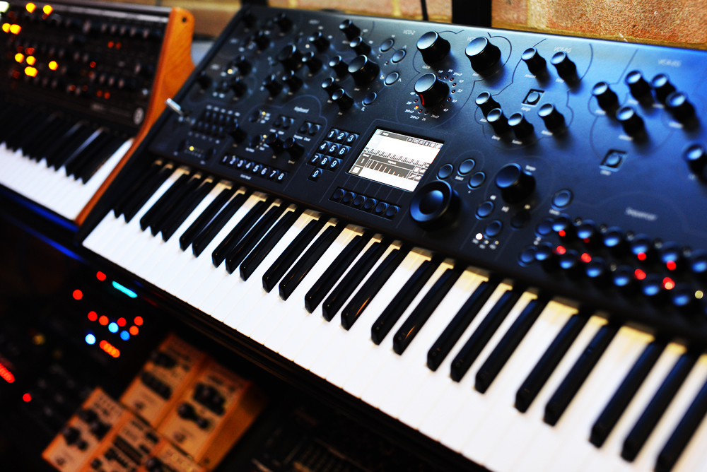 KMR Audio Synth City