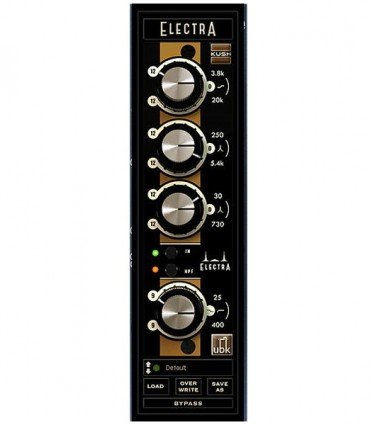 Kush Audio Announces Electra DSP EQ Plug-in