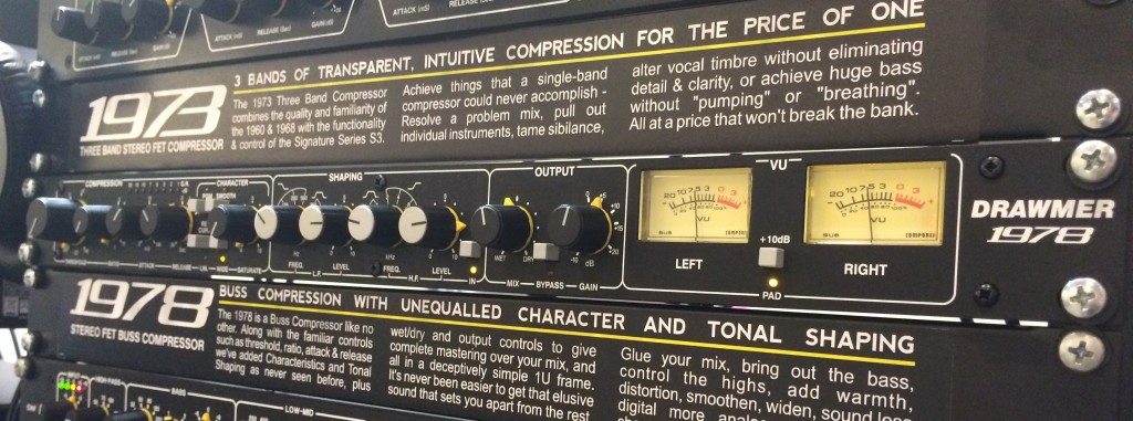 Drawmer 1978 compressor