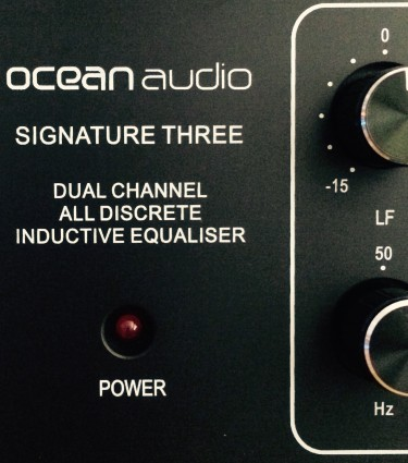 Ocean Audio Signature Three Inductor EQ Review
