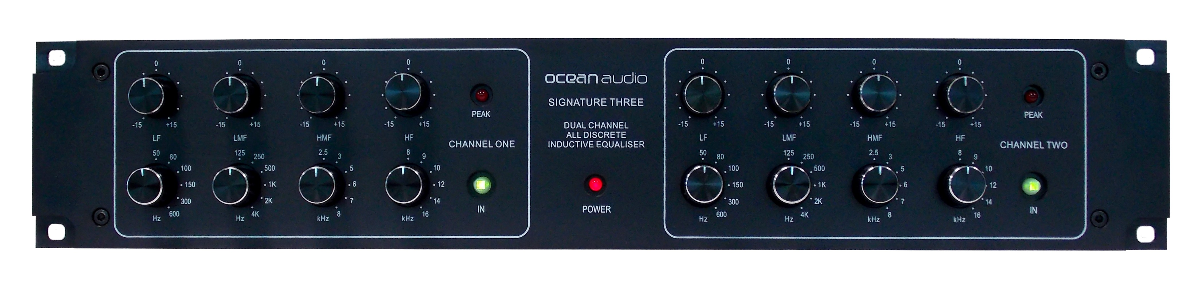 Ocean Audio Signature Three Front