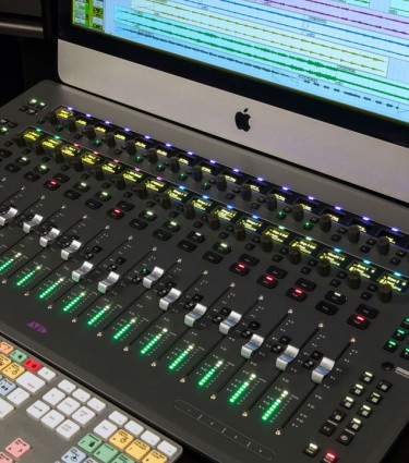 Avid Pro Tools S3 Control Surface Studio Review