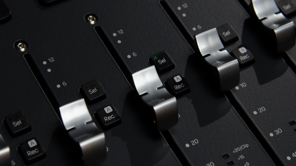 S3 Faders