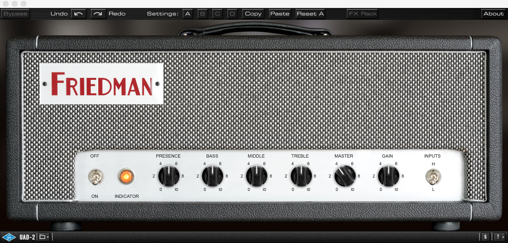 Turn It Up! UAD-2 Plug-ins for Guitarists / KMR Audio News