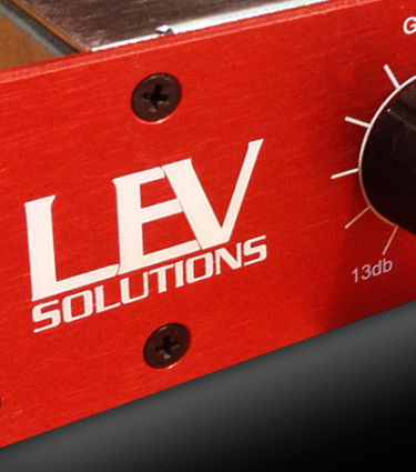 Lev Solutions Integrity II Preamp