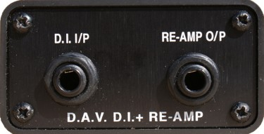 DAV Electronics Reamp and DI
