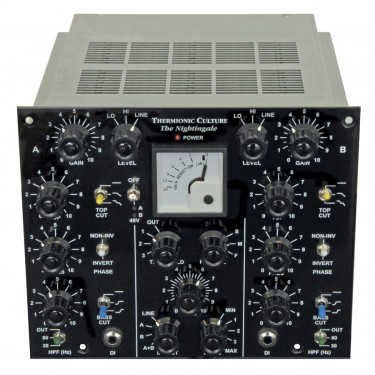 Thermionic Nightingale