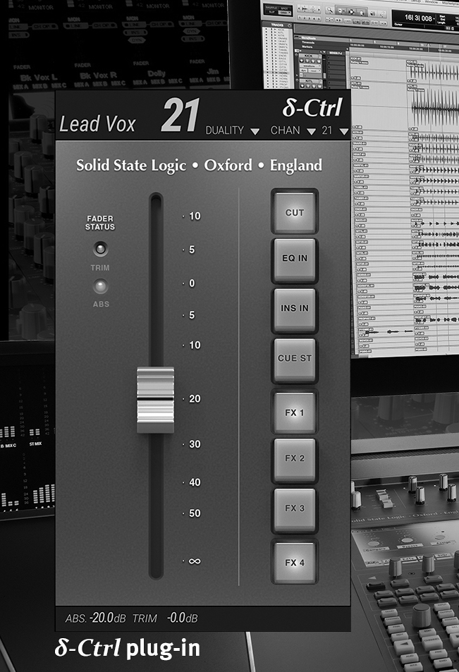 KMR Installs Custom SSL Duality Delta Audio News