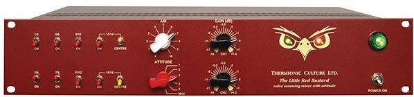 Thermionic Little Red Bustard
