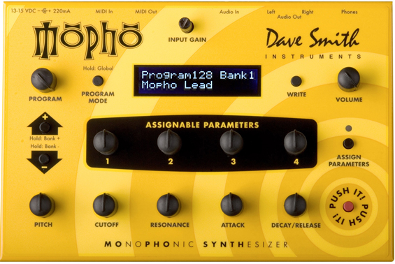 Dave Smith Mopho Module