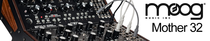Moog Mother 32 Released Today