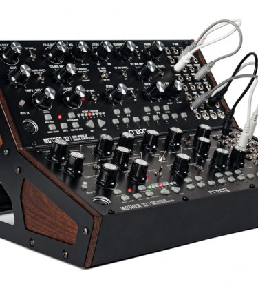 Moog Mother 32, a plethora of patchable pleasure