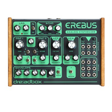 The erebus is a great way to get into the modular workflow without breaking the bank.