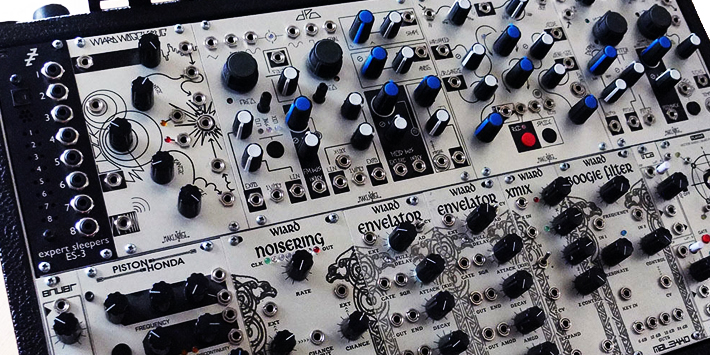 The beauty of a modular is that no two system are ever the same. You make the decisions.
