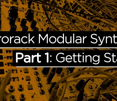 Getting started with Eurorack modular synthesizers