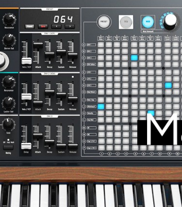 Arturia MatrixBrute announced at NAMM 2016