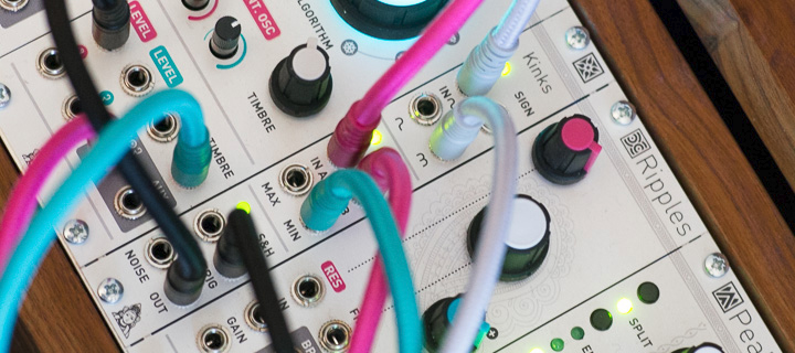 Mutable Instruments Kinks