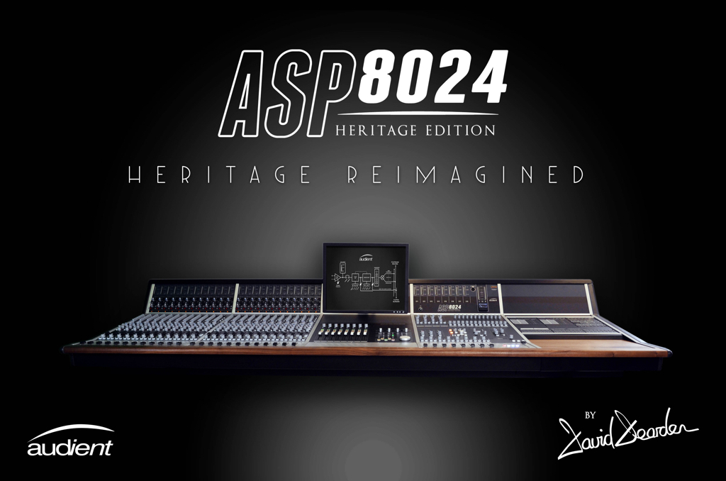 ASP8024 Heritage Edition KMR