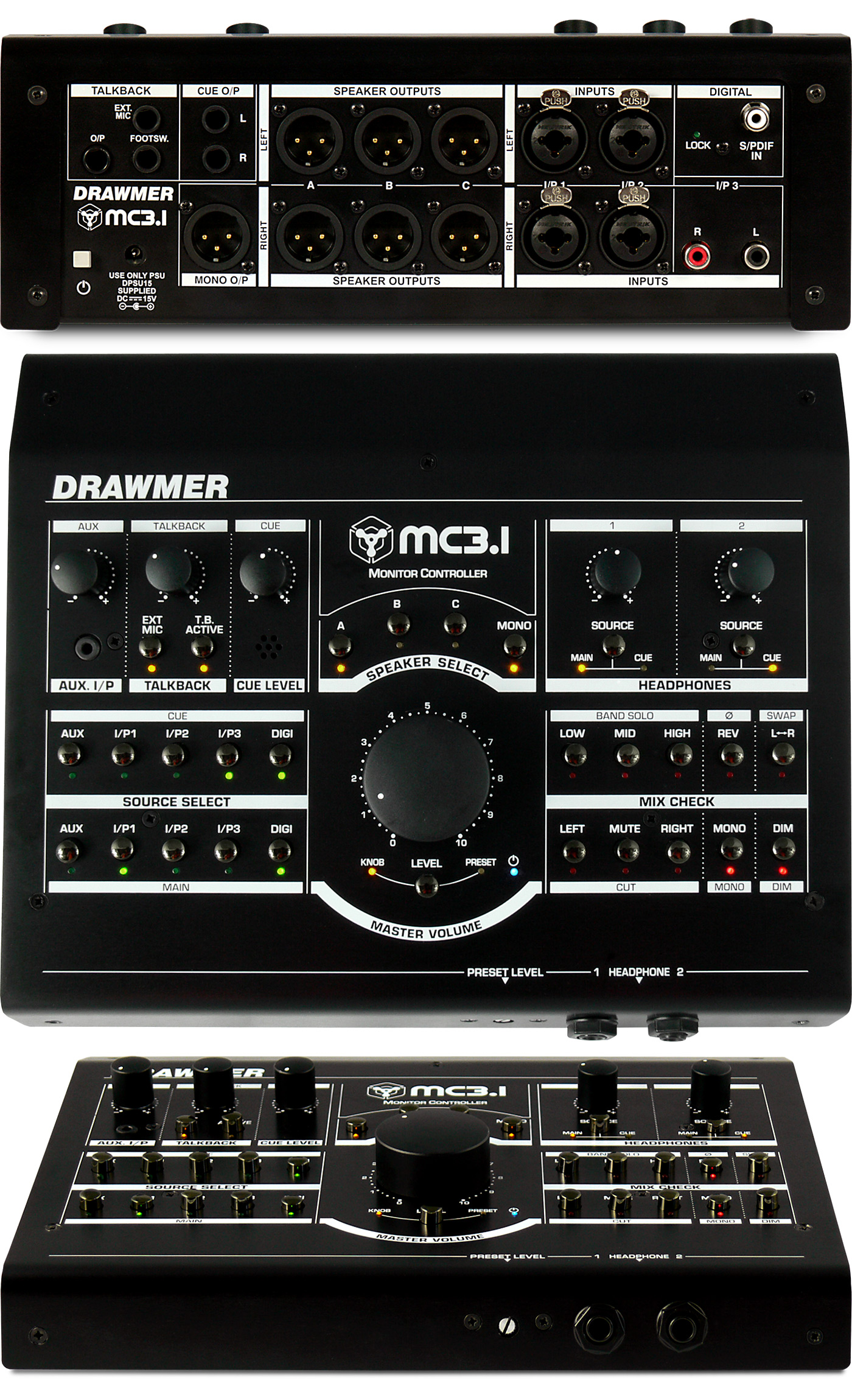 Drawmer MC3.1 KMR