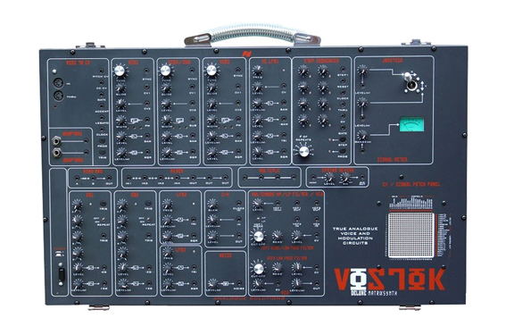 Analogue Solutions Vostok